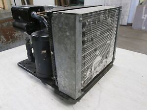 copeland Fbam 0050 iag 300 Heavy Duty hp 230v 1ph Compressor condensing Unit