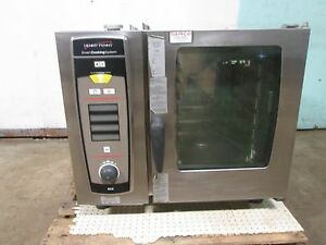 henny Penny Scg 061 H d Commercial smart Cooking System Natural Gas Oven