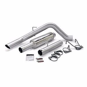 Banks Power Monster Sport Exhaust For 2004 5 2007 Dodge 5 9l Cummins Diesel