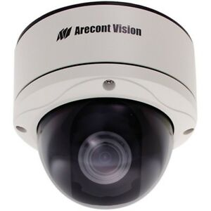 Nib Arecont Vision Av1255pm s Ip Camera Sd card Slot