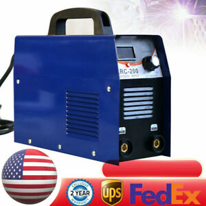 Mma Tig Arc Igbt Welding Machine 20 160 Amp 220v Welder Ac Inverter Welder Usa