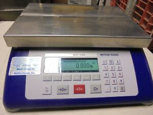 Mettler Toledo Blue Viper St 30 Smart Count Parts Counter Scale Nice Condition