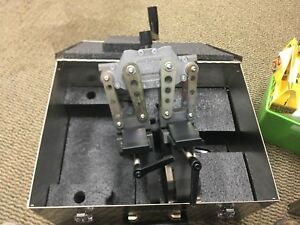 Mcelroy Spider 125 Fusion Machine With Stainless Case 2 Though 4