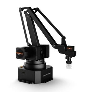 Uarm Swift Pro Standard 4 Dof Metal Robotic Arm W Bluetooth And Suction Cup