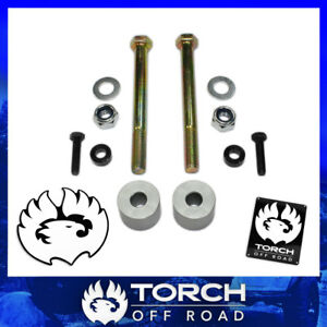 Differential Drop Kit W Skid Plate Spacers For 2005 2020 Toyota Tacoma 4runner