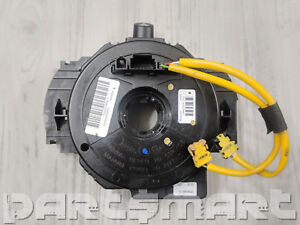 2005 Jeep Grand Cherokee Wk Clock Spring Assembly Spiral Cable Reel 05143319ac