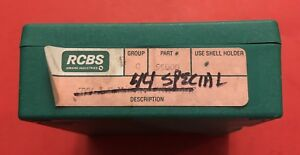 44 Special Die Set - Mixed Brand - Reloading - RCBS  Hollywood