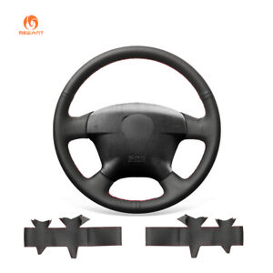 Pu Leather Car Steering Wheel Cover For Honda Civic 2001 2002 Odyssey 2002 2004