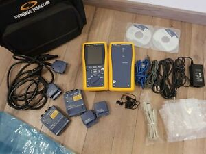 Fluke Dtx 1800 Cable Analyzer Fluke Dtx Mfm Mm Fiber Modules Fluke 1200 1800