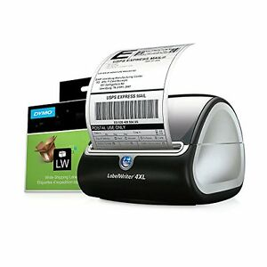 Dymo 1755120 Labelwriter 4xl 300 Dpi 4 X 6 Usb Thermal Label Printer new
