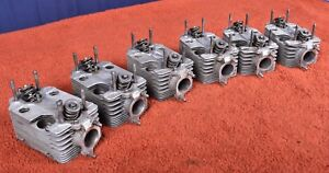 Porsche 911 1967 911s Cylinder Heads Modified For 2 7 Race Engine 38 37mm Ports