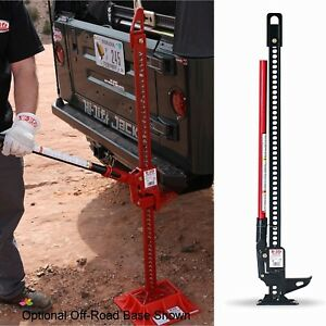 Garage Floor Jack Kit 3 5 Ton 60 Inch Cast Steel Stands Cars Best Holder Base