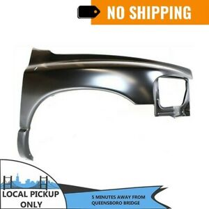 New Front Right Fender Fit Dodge Ram 1500 2500 3500 2002 2005 Ch1241232 Fits 2004 Dodge Ram 1500