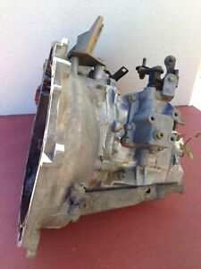 Transmission Assy Manual Chevy Geo Storm 90 91 92 93 72k 5 Spd Sohc
