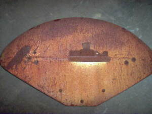 Original Ford 8n 9n 2n Tractor Rear Wheel Fender With Ford Script Oe