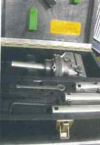 Wohlhaupter Upa3 Set 3 4 Shank Can Use On Any Machine Great Cond