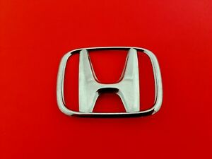 2013 2015 Honda Civic Sedan Rear Trunk Chrome Oem Emblem Badge Symbol Logo 2015