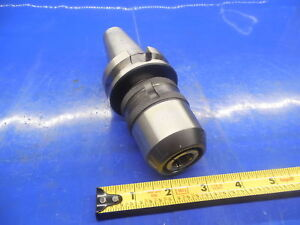 240 106 4 Tecnara Bt40 Collet Chuck Tool Holder Made In Japan Milling Tooling