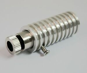 450nm 9mm Laser Diode Module Host With Heatsink And 450nm Glass Lens