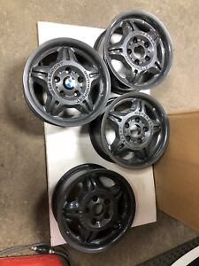 Bmw Motor Sport 16 Wheels Rims