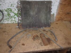 Rare 1966 Chrysler New Yorker Cool Aire Air Conditioner Condenser Dryer 1965 Oem