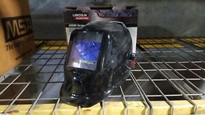 Lincoln Electric Viking 2450d Black Digital Series Welding Helmet K3230 2