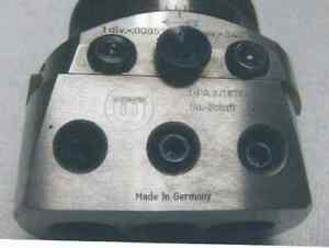 Wohlhaupter Upa 3 Moore Jig Bore Shank Boring Head Used Only A Couple Of Times