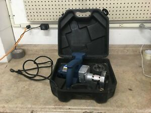 Crain Toe Kick Saw Model 795 With Carrying Case Extra Blade
