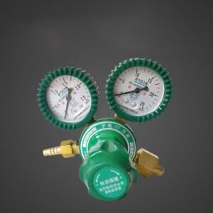 Oxygen Gas Pressure Regulator Gauge Pressure Reducing Valve Welding Tig Mig Mq