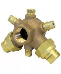 New Teejet Boomjet Brass Boomless Nozzle For Broadcast Spraying 5880 3 4 2toc20