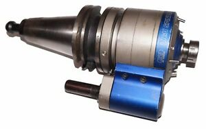 Big Daishowa Gtg6 High Spindle Speed Multiplier 5 67 Cat50 20 000 Rpm