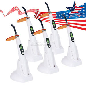 Wireless Dental Cordless Led Curing Light Lamp Led b Original Woodpecker Style