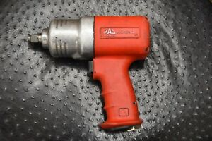 Mac Tools 1 2 Drive Impact Air Wrench Lightweight Composite Body Aw480q