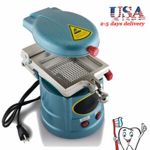 Dental Vacuum Forming Molding Machine Former Thermoforming Lab Equipment 110v Us