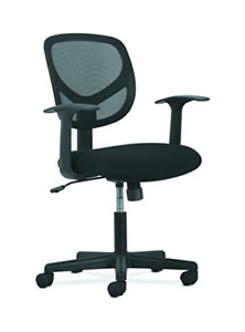 Hon Sadie Swivel Mid Back Mesh Task Chair With Arms Ergonomic Computer office