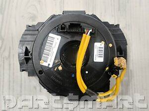 2005 Jeep Grand Cherokee Wk Clock Spring Assembly Spiral Cable Reel 05143319ab
