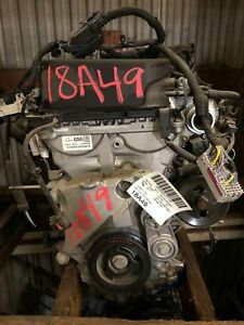 2016 2017 Chevy Cruze Vin M 8th Digit 1 4l Engine Assembly W Turbo 24k Mil