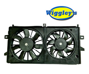 Dual Radiator ac Cooling Fan Gm3115187 For 06 11 Chevy Impala 06 07 Monte Carlo