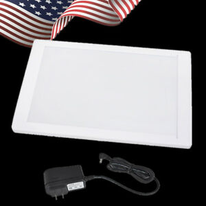 Dental X ray Film Illuminator Light Box X Ray Viewer 11 8 5 View Area From Usa