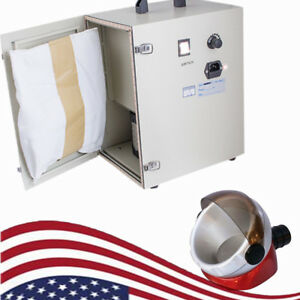 Digital Dental Dust Collector Vacuum Cleaner Lab Machine 1000w gift Suction Base