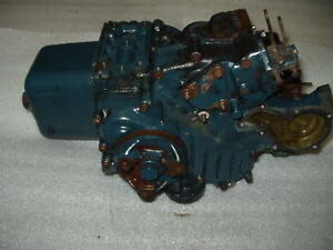 Kubota 2 Cyl Diesel Engine Z482e With Internal Parts Intact Including Bolts