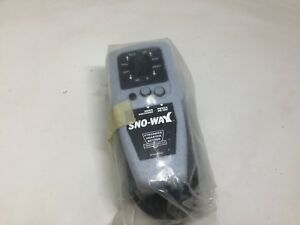 Sno Way Snoway Wired V Box Salt Spreader Controller 97100744d 96104890 New