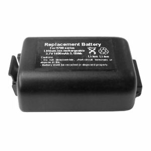 Replacement Battery For Honeywell hand Held Product hhp Dolphin 9700 Scanner