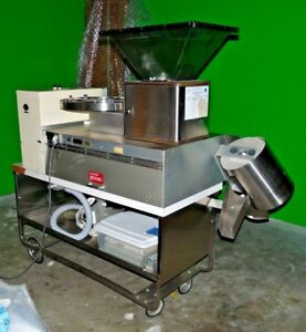 Mocon Vericap 1800 Capsule Pill High Speed Weighing Sorting System Machine Feed