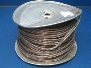 250 Coleman Cable Clear Copper 12 2 Sound Speaker Wire 94612 Free Shipping