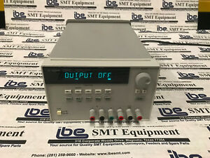 Agilent Hp E3631a Triple Output Dc Power Supply With Warranty