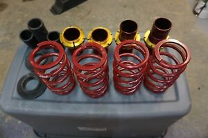 Eibach Ground Control Coilover Springs 1988 1991 Civic Crx Jdm Lowering