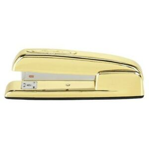 Nate Berkus Limited Edition Swingline 747 Gold Stapler Metal Free Shipping
