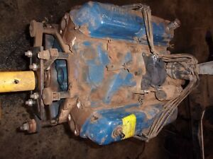 71 72 73 74 Ford 302 Sbf Long Block Motor Engine Runs Only 44k Original Miles