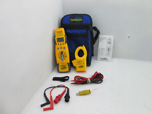 Fieldpiece Hs35 Ach4 Expandable Manual And Auto Ranging Stick Meter